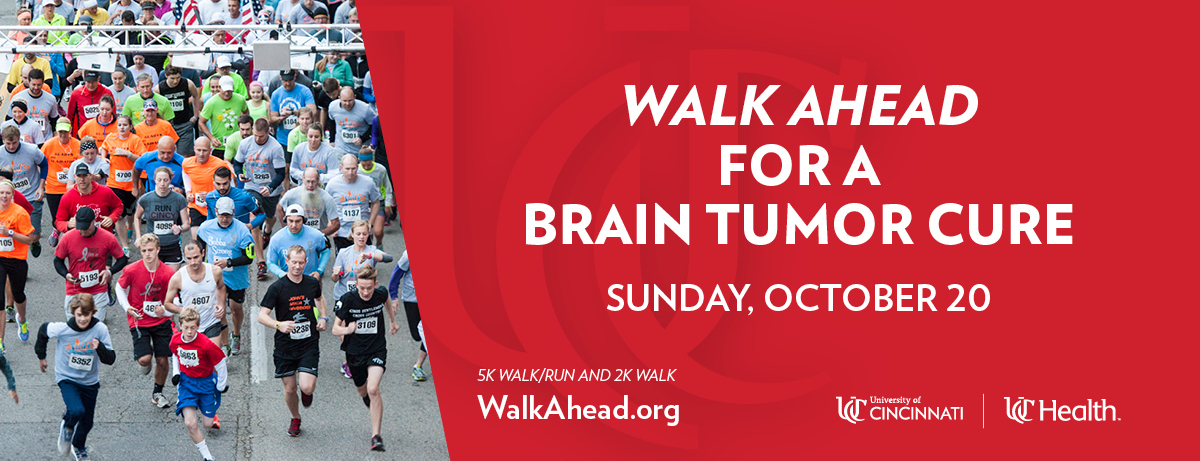 2019 Walk Ahead for a Brain Tumor Cure
